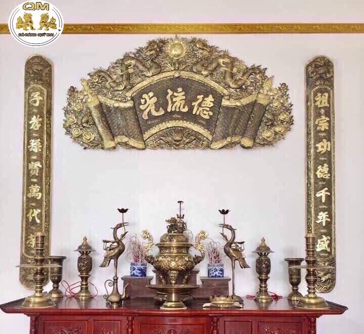 Nơi bán hoành phi câu đối đồng giá rẻ chất lượng tại Bắc Ninh
